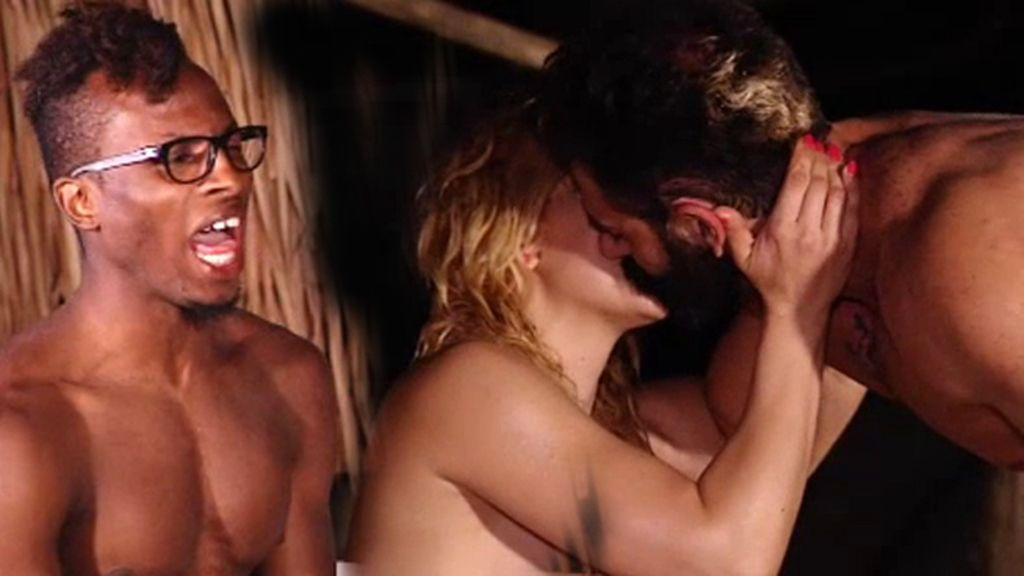 Guerra de besos entre Maulyo y Ricardo: ¿Quién se ha comido las babas del otro?
