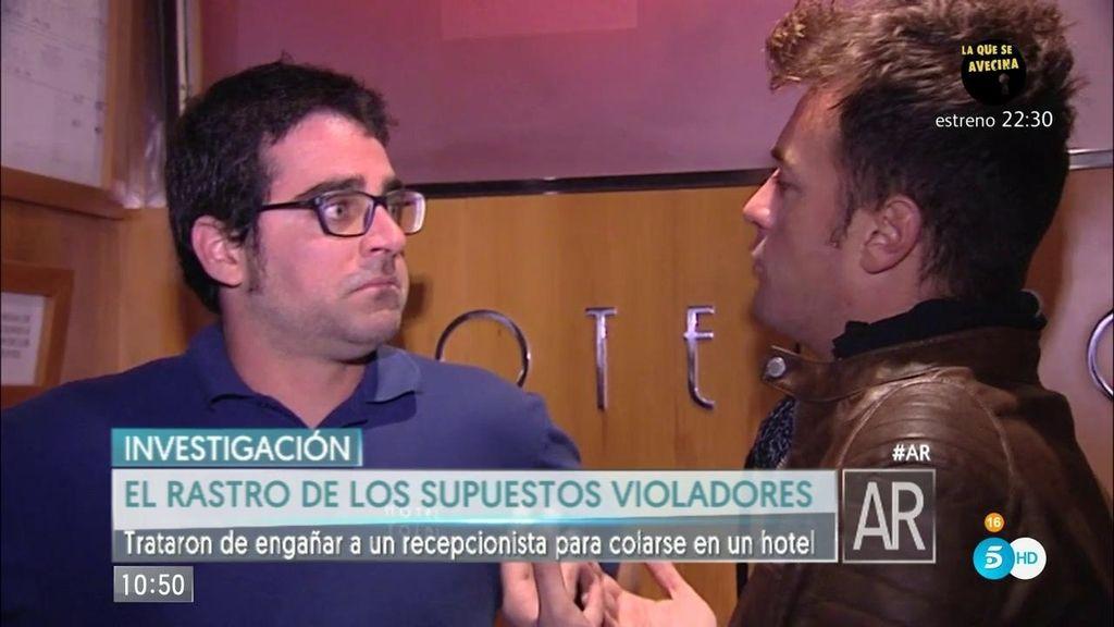 Los violadores de San Fermín intentaron colarse en varios hoteles tras violar a la joven