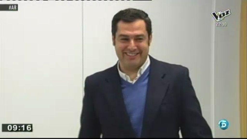 Cospedal ya ha hablado con Moreno Bonilla