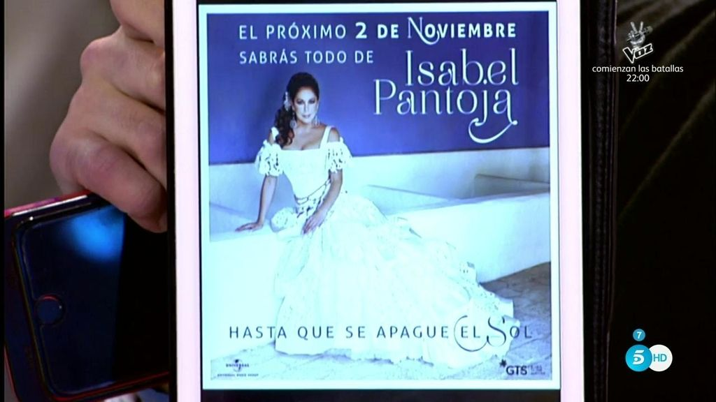 Kiko Hernández nos adelanta cómo será el nuevo disco de Isabel Pantoja