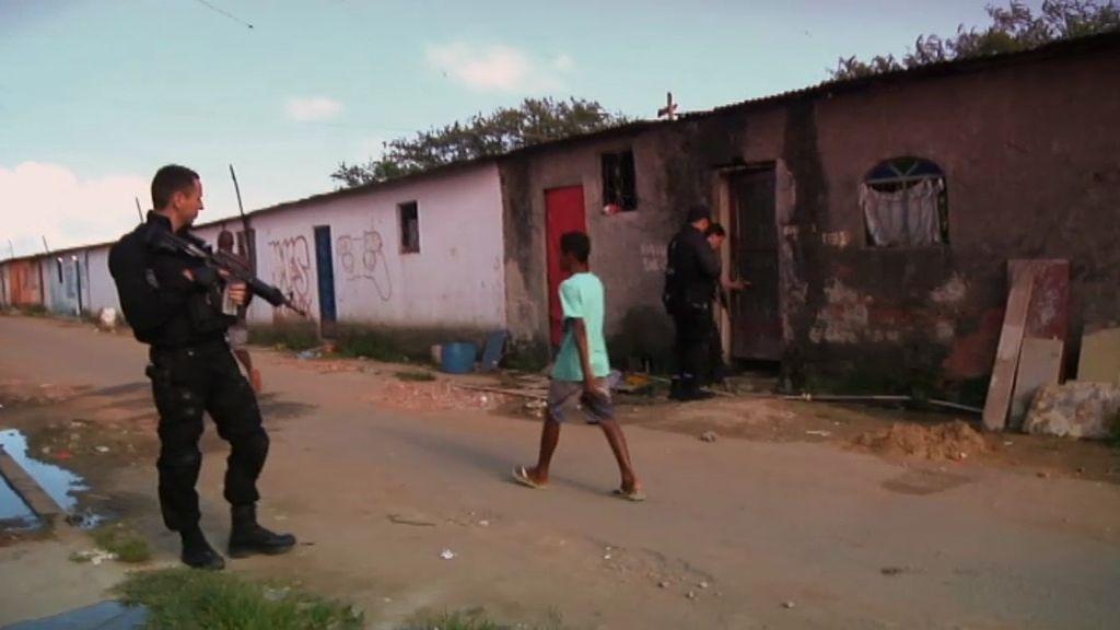 Así es la vida en las favelas de Río