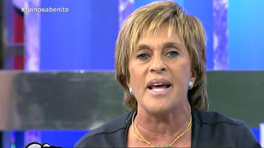 """Gª Cortés, a Mohedano: """"Vendías información de tu hermana cuando estaba enferma"""""""