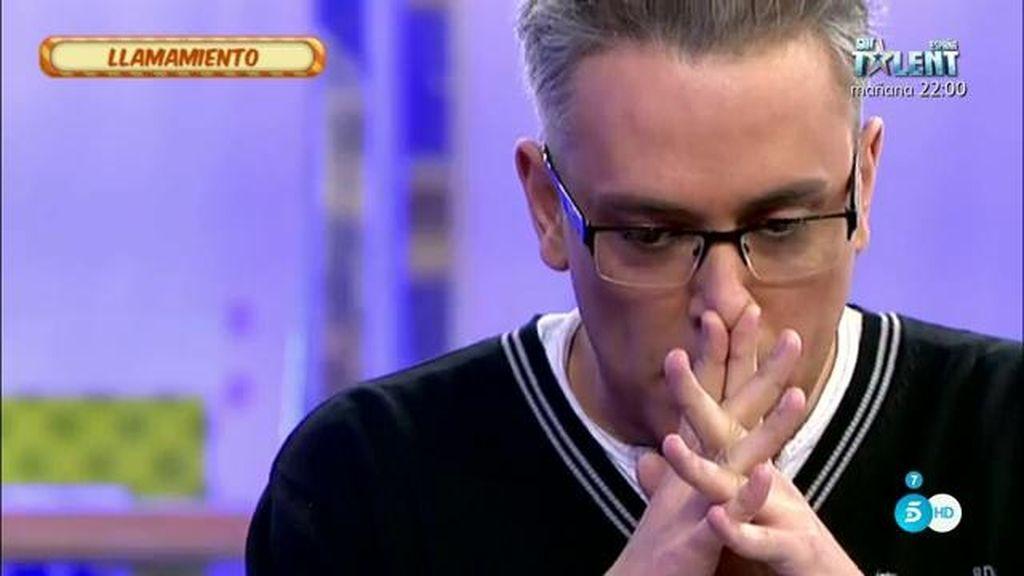 Kiko Hernández hace un llamamiento urgente a Javier Tudela