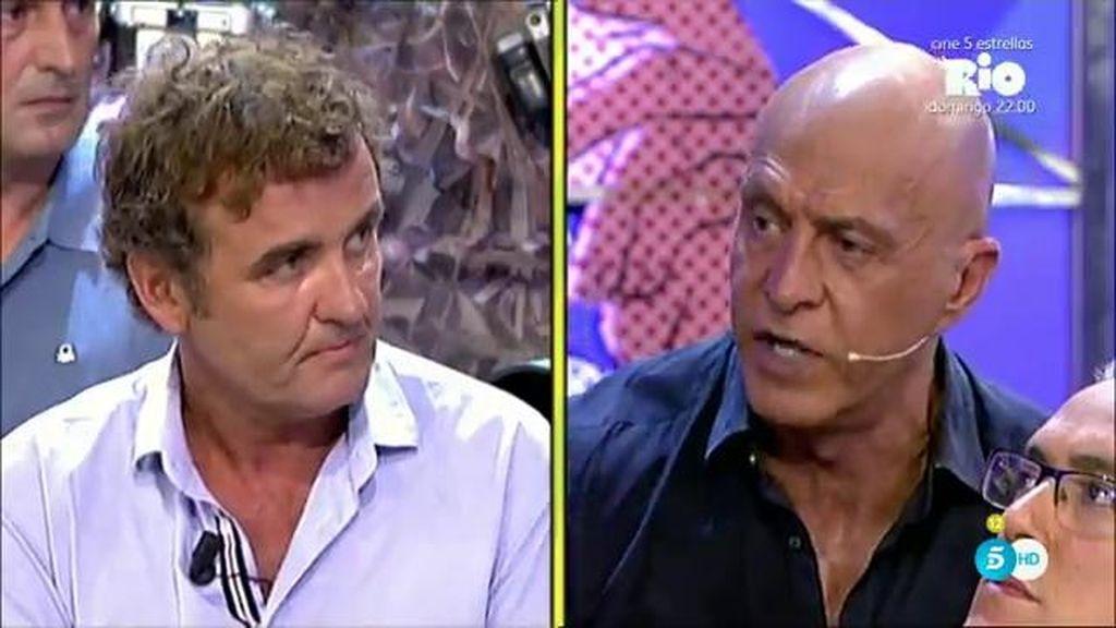 El 'pique' de Antonio Montero y Matamoros