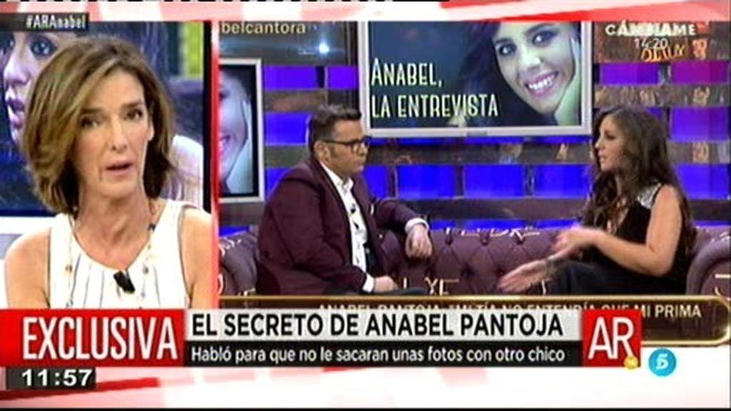 El secreto de Anabel Pantoja
