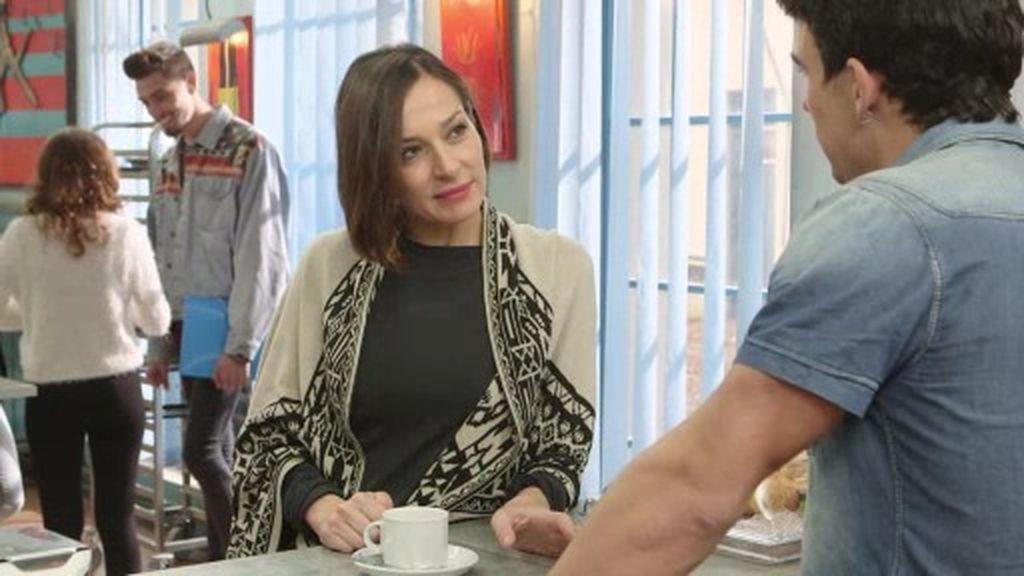 """Isabel y André, un pacto por la música: """"Confío en ti, pero cuídame a Lana"""""""