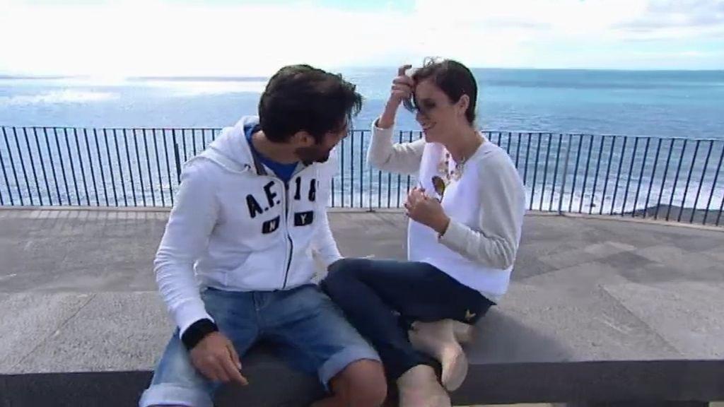 """Laura se sincera con Bruno: """"Sigues aquí porque me gustas"""""""