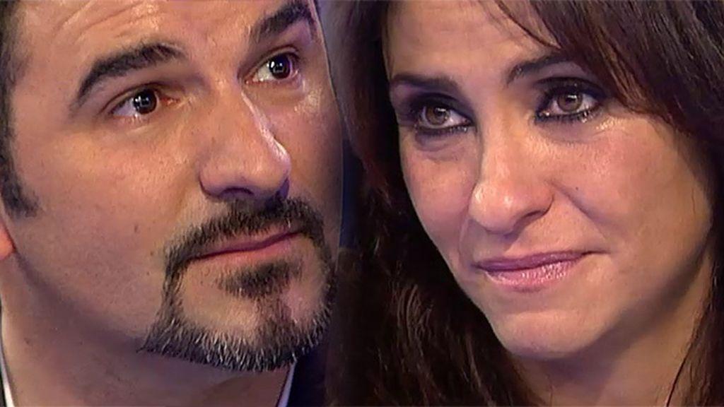"""Francisco, a Melani Olivares: """"Mil gracias por lo que haces por mi hija Martina"""""""