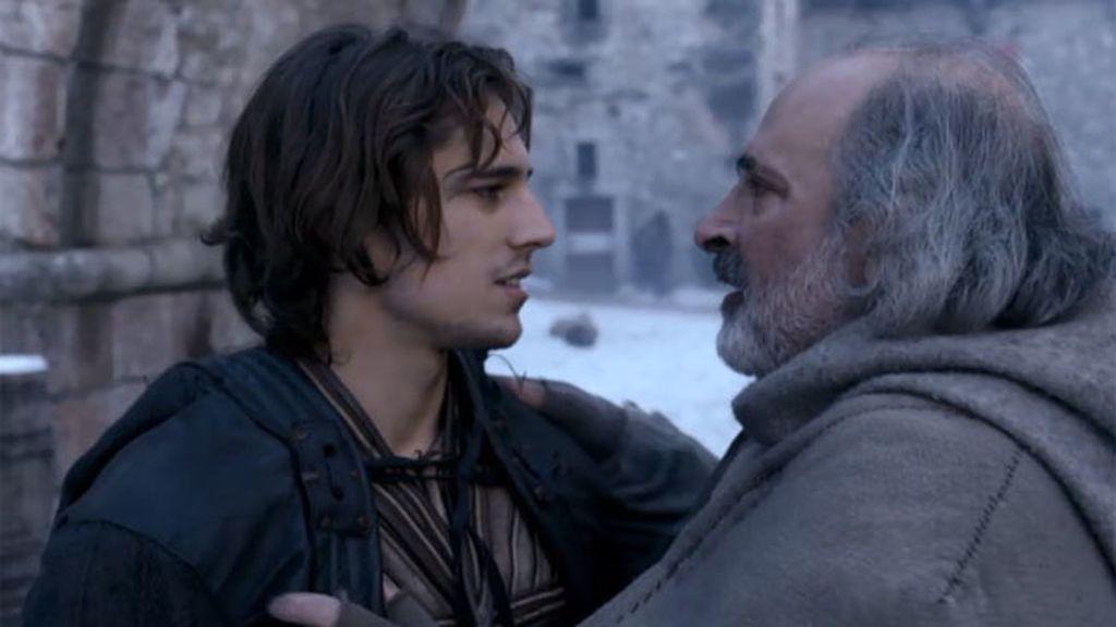 Lorenzo accede a casar a Romeo y Julieta