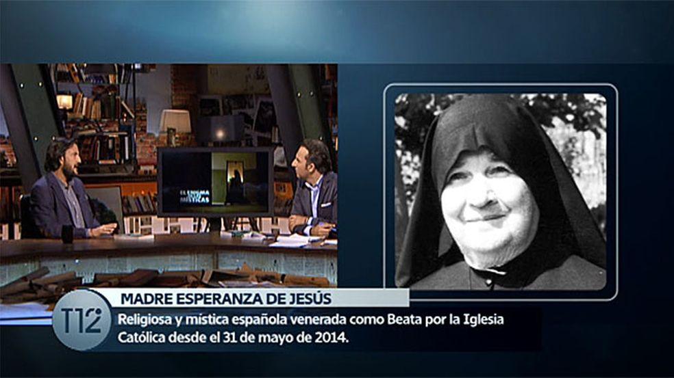 La madre Esperanza de Jesús: la última beata española, en \'Cuarto ...