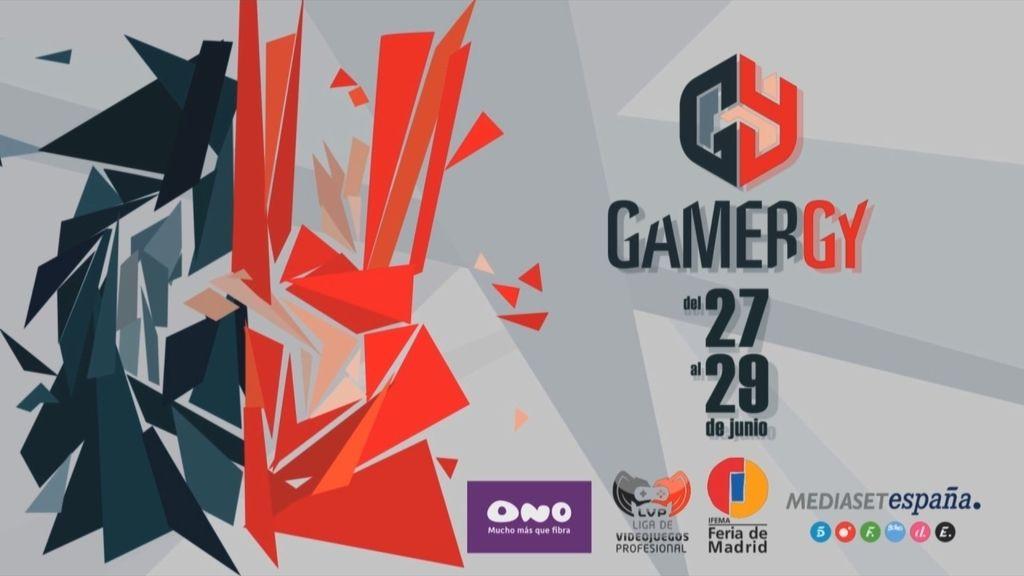 El spot oficial de Gamergy en televisión