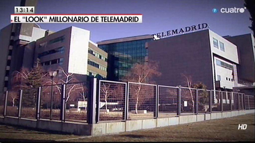 Telemadrid gastará casi un millon de euros en renovar su imagen y que sus presentadores estén guapos, según 'El Mundo'