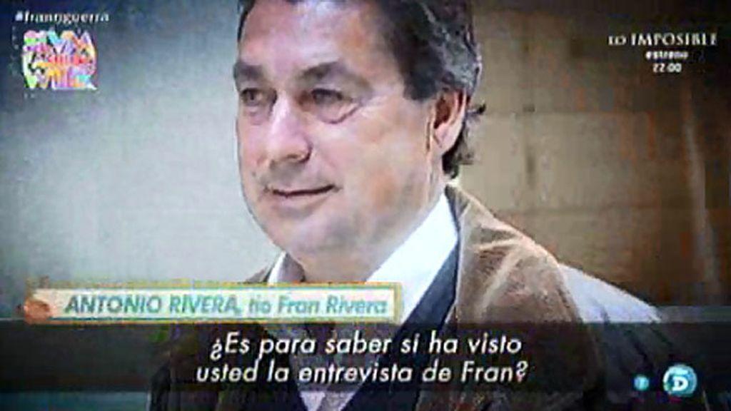 """Antonio Rivera: """"Pantoja no quiso entregar las cosas de Paquirri"""""""