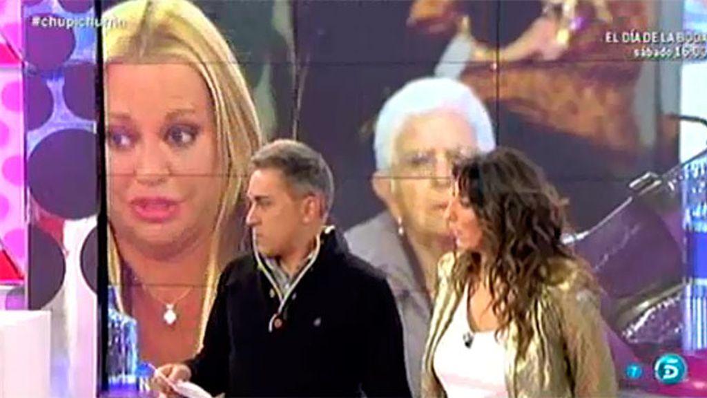 Carmen Bazán responde a Belén