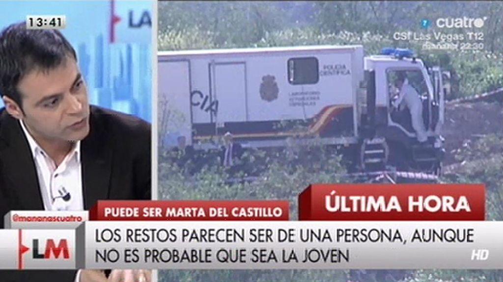 """""""El TSJA confirma que los restos no pertenecen a Marta del Castillo"""""""