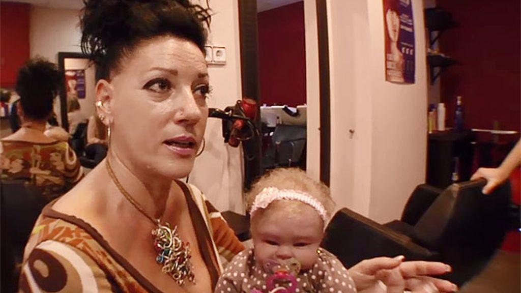 """Neus: """"He perdido dos hijos y sé que este bebé no va a enfermar ni a morir"""""""