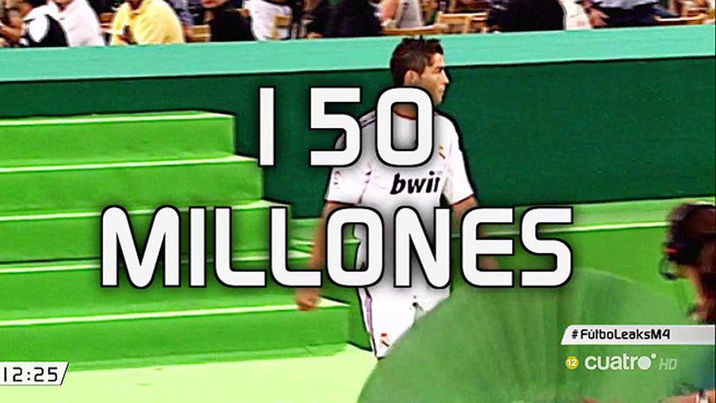 Cristiano Ronaldo podría haber ocultado 150 millones a Hacienda, según 'El Mundo'