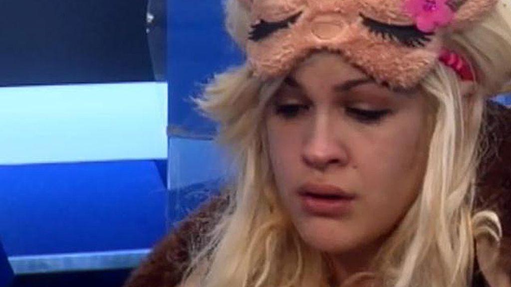 """Ylenia: """"Belén y yo estamos solas"""""""