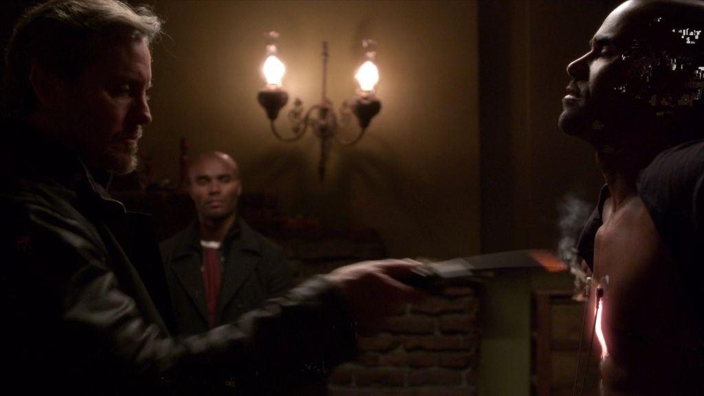 La vida de Derek Morgan pende de un hilo en el último capítulo de 'Mentes Criminales'
