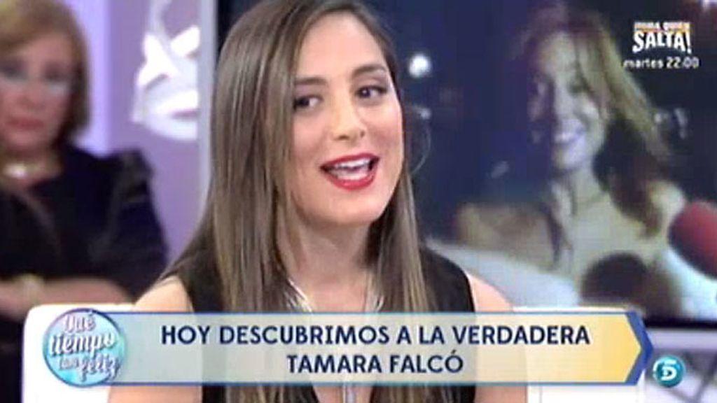 """Tamara Falcó: """"Ni Dios quiere casarse conmigo"""""""