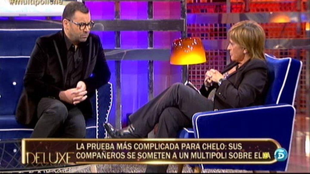 """Chelo G. Cortés: """"No voy a mover ni un dedo por volver a estar cerca de Isabel Pantoja"""""""