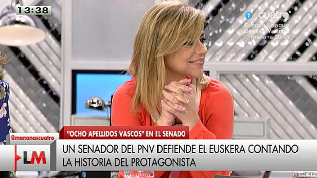 La entrevista a Elena Valenciano, online