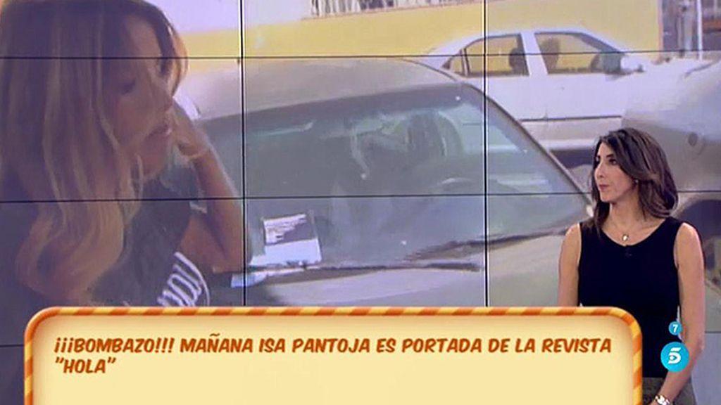Chabelita rompe su silencio en '¡Hola!' tras el testimonio de su supuesta madre biológica