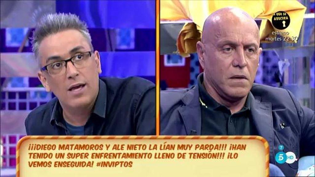 "Kiko Hernández: ""Diego Matamoros va a pedir disculpas"""