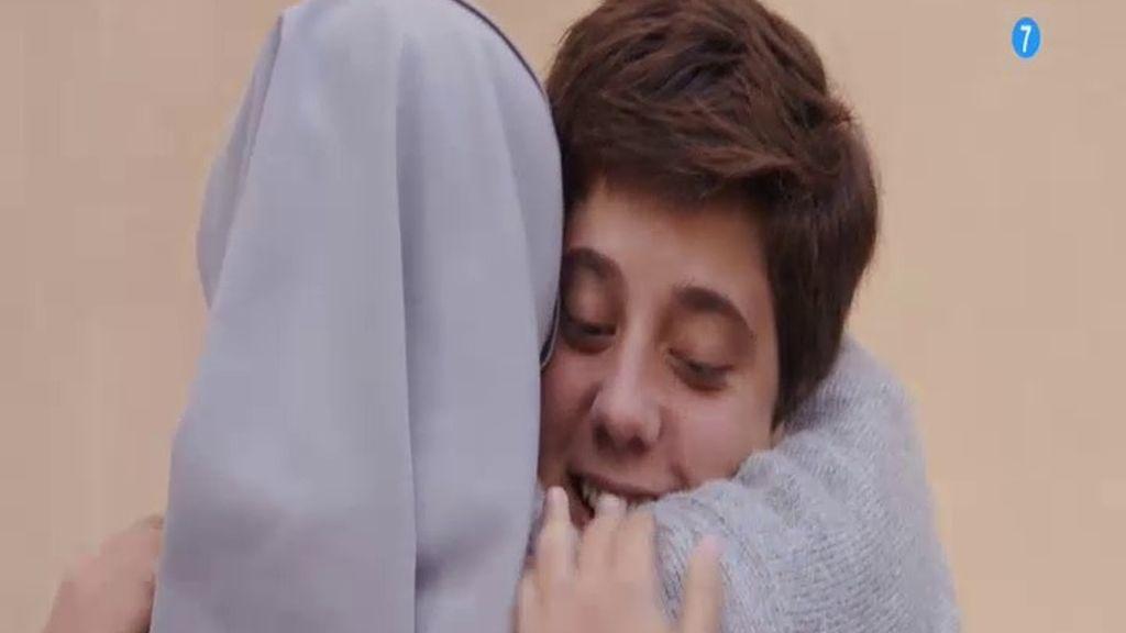 """Paloma quiere ser monja: """"Le pedí a Dios que me trajera con el corazón en tabula rasa"""""""