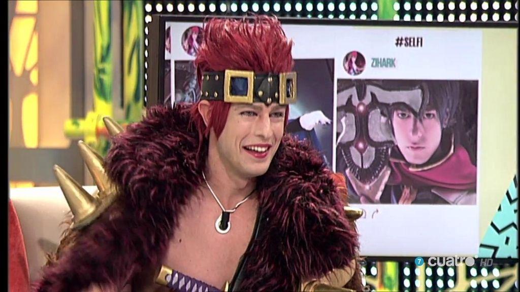 Dani ha representado a España en el evento de 'Cosplay' más importante del mundo
