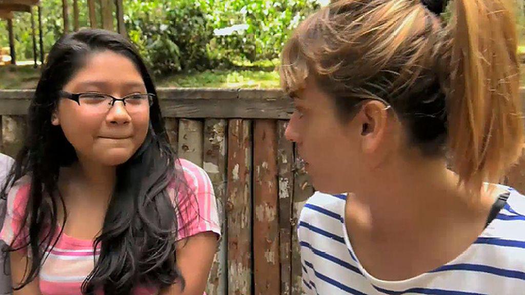 """Percy: """"Victoria empezó a tomar Ayahuasca con tres años"""""""