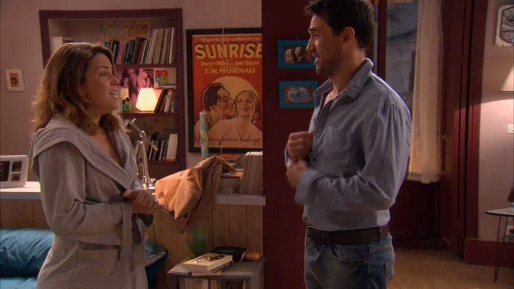 """Villanueva deja a Lucía: """"Me gustas, pero no lo suficiente para seguir contigo"""""""