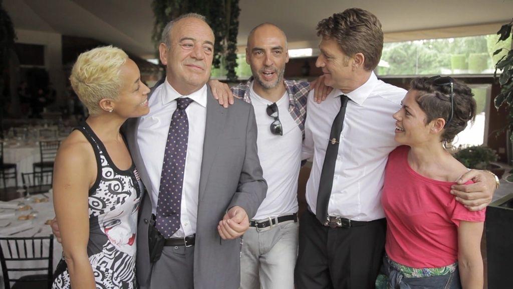 El comisario Castilla y el subinspector 'Charlie' regresan a Telecinco