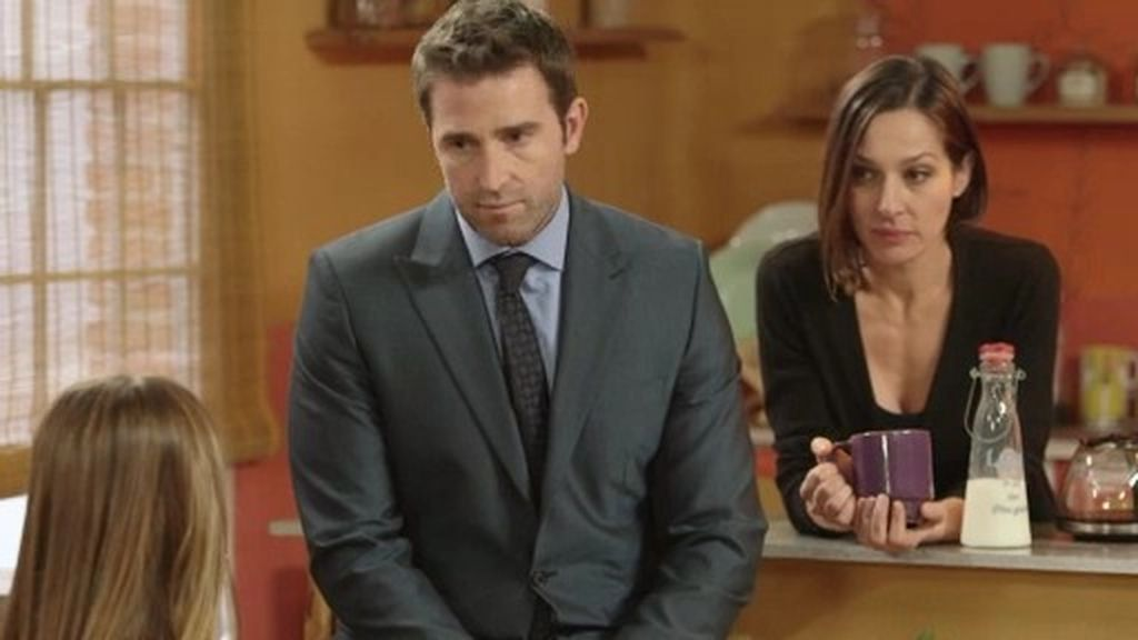 """Isabel, a Jorge: """"Este es el papá que necesitábamos en esta casa"""""""