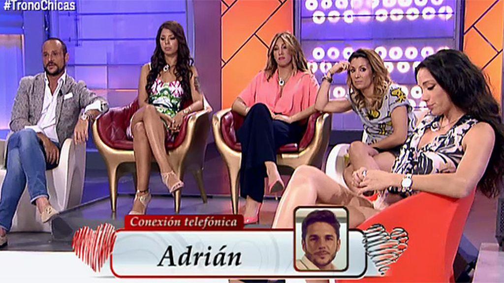 """Adrián: """"Sigo queriendo a Samira"""""""