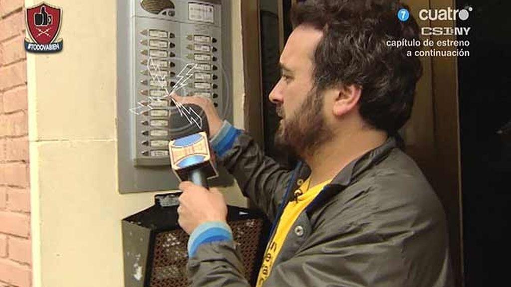 Miguel Martín, el acosador del telefonillo