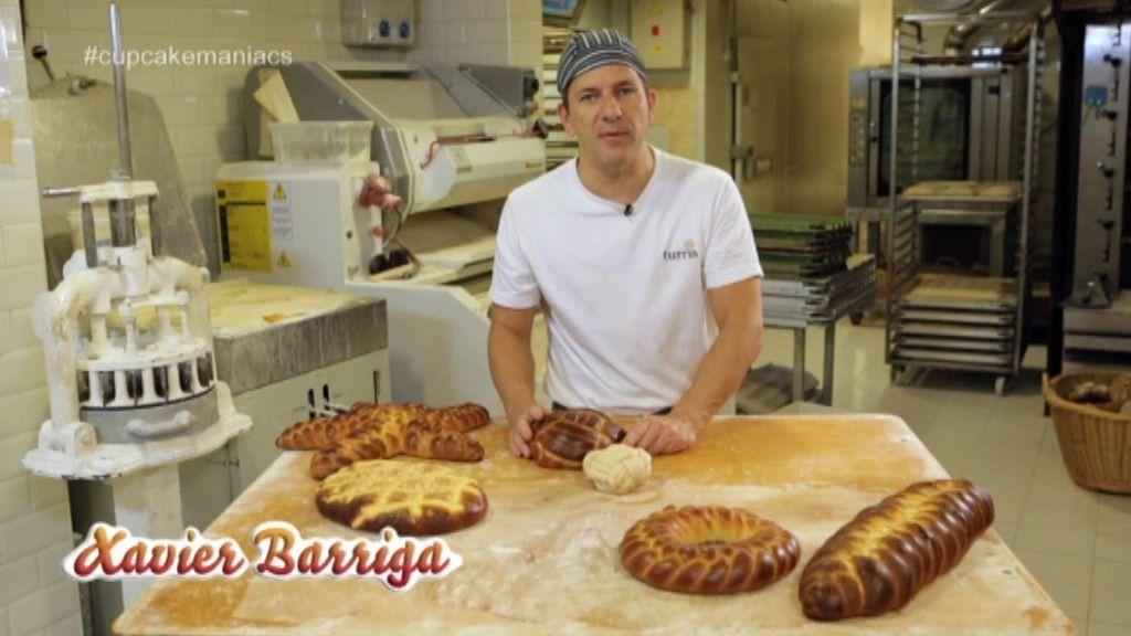 Xavier Barriga cuenta cómo hacer hogaza de pan con masa de brioche