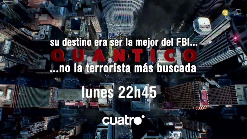 Este lunes llega a Cuatro 'Quantico', la serie revelación en Estados Unidos