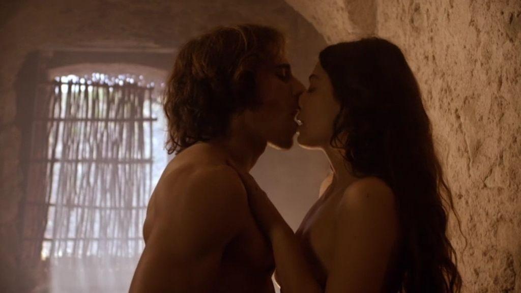 Romeo y Julieta se juran amor eterno