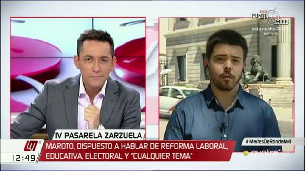 """Nacho Corredor: """"Lo más lógico es que el Rey proponga un candidato"""""""
