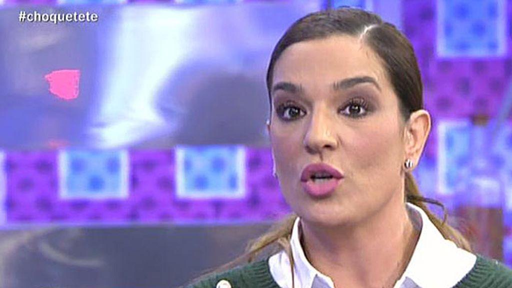 """Raquel: """"Quiero que se condene a Chiquetete por la deuda que tiene con mis hijos"""""""