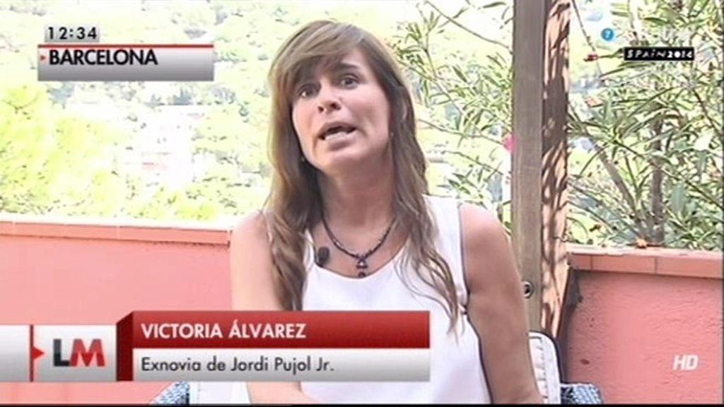 La entrevista íntegra de Victoria Álvarez en 'Las mañanas de Cuatro'