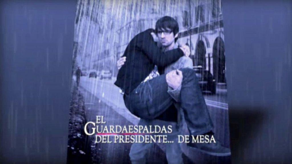 Llega el remake de 'El guardaespaldas', 'El guardaespaldas del presidente de mesa'