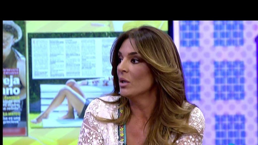 "Raquel Bollo, de Isabel Pantoja: ""Yo me considero de su familia"""