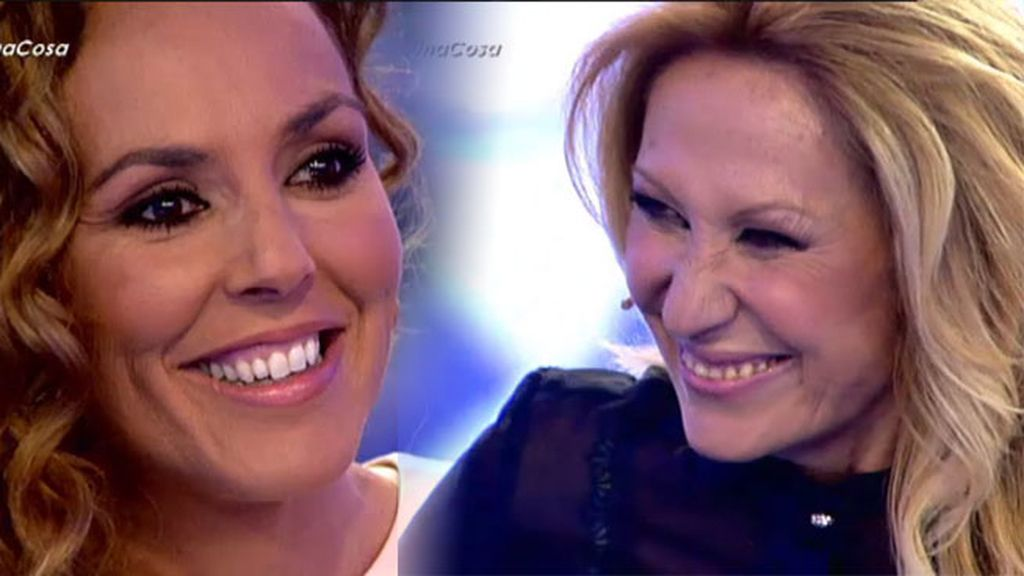 "Rocío Carrasco, sobre su papel de madre e hija: ""Soy buena en todo"""