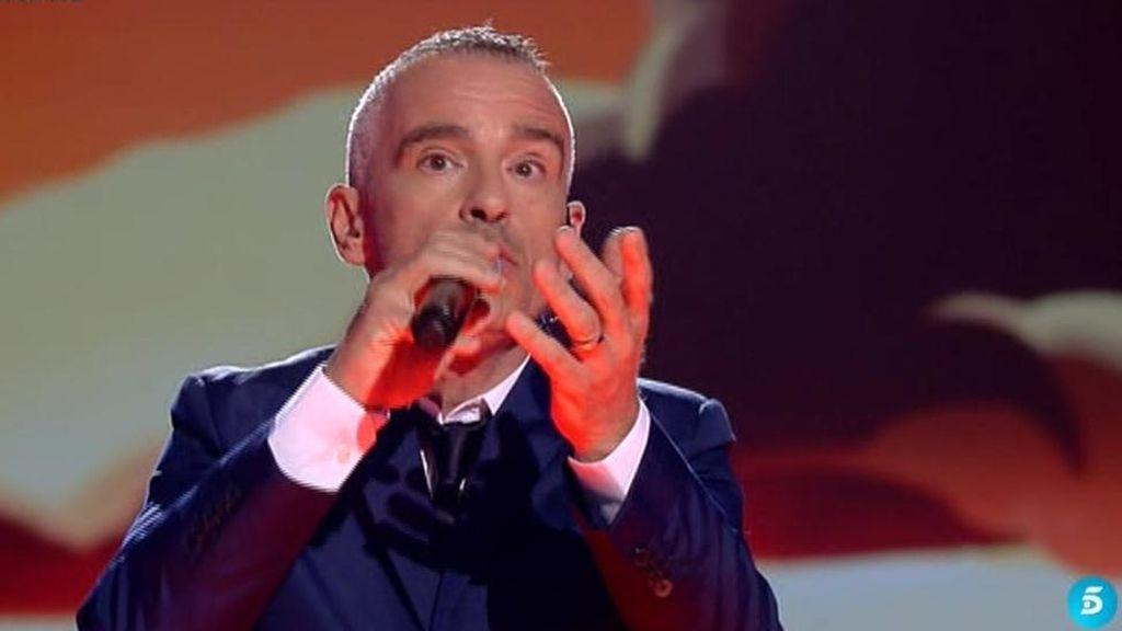 Eros Ramazzotti presenta su nuevo single: 'Al fin del mundo'