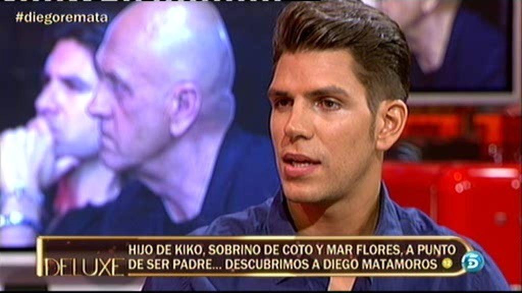 Entrevista íntegra con Diego Matamoros