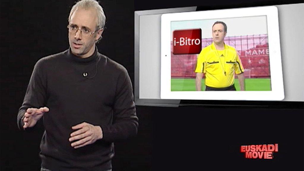 'I-Bitro', para insultar a un árbitro de fútbol desde tu tablet o smartphone