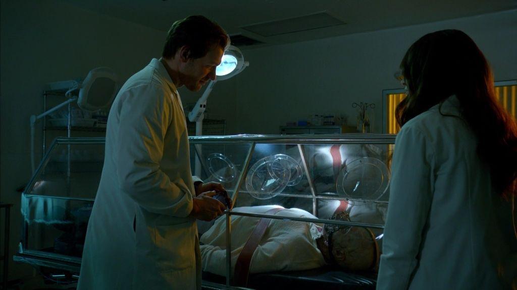 El Doctor Goodweather podría haber encontrado una cura para la plaga