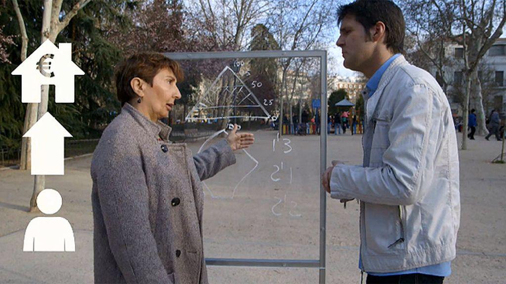 """Carmen González, catedrática: """"Por cada cien personas en edad activa tenemos a 28 de más de 65 y en diez años serán 36"""""""